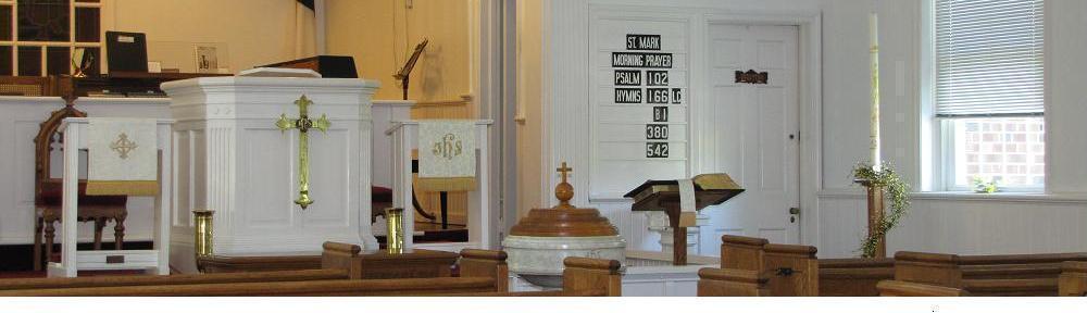 St Matthew's RE Church, Havertown PA